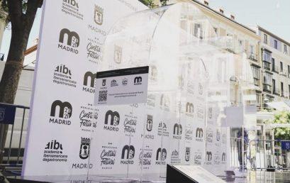 Madrid, Capital Iberoamericana de la Cultura Gastronómica