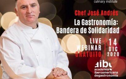 Chef José Andrés: La Gastronomía como Bandera de Solidaridad