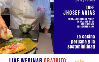 Chef Jhosef Arias: La Cocina Peruana y la Sostenibilidad