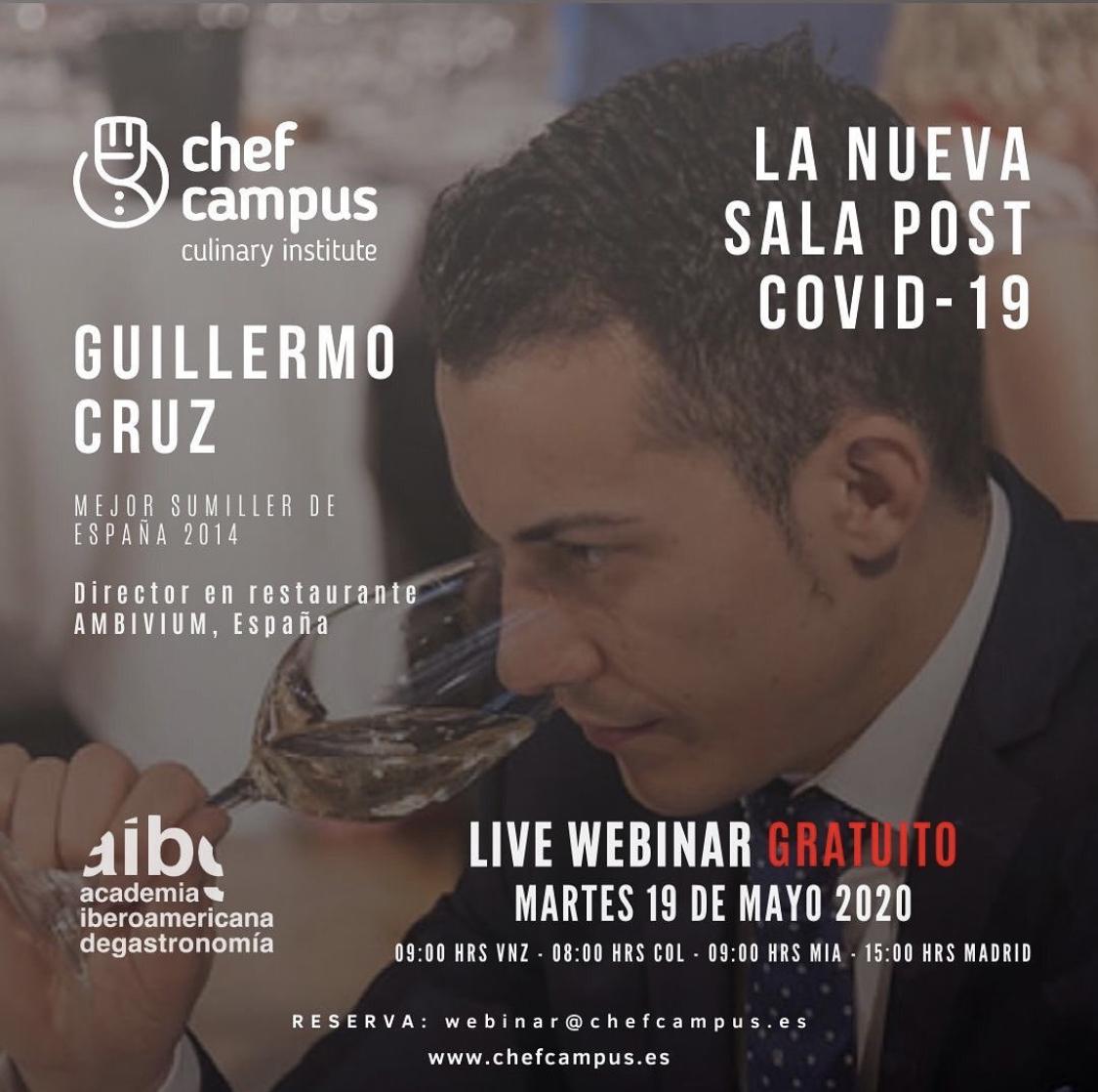 Guillermo Cruz: La Nueva Sala