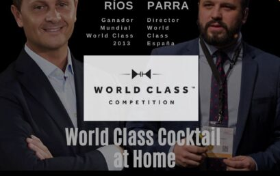 World Class Cocktail – David Ríos y Ramón Parra