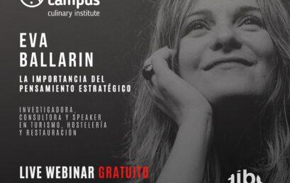 Eva Ballarin: La Importancia del Pensamiento Estratégico