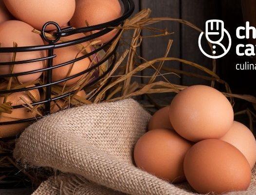 Fundamentos de la Cocina: El Huevo, Técnicas y Usos