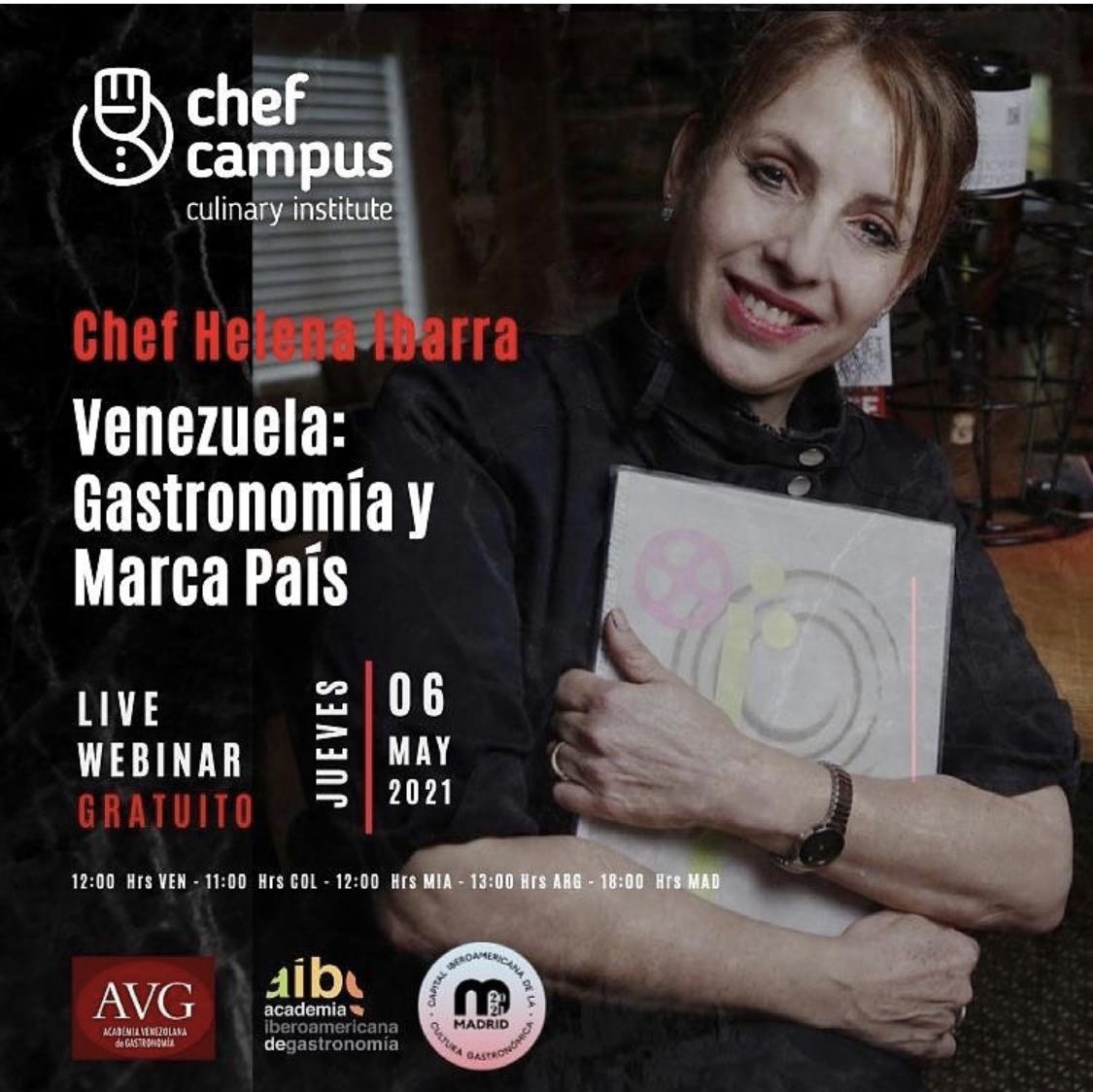 Venezuela: Gastronomía y Marca País