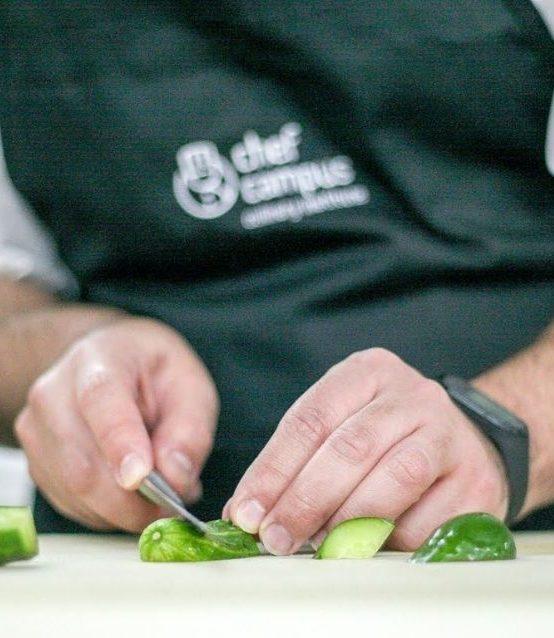 Iniciación en Técnicas de Cocina Profesional – Presencial