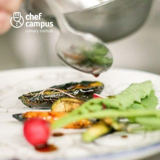 Jefe de Cocina y Técnicas Avanzadas – Presencial
