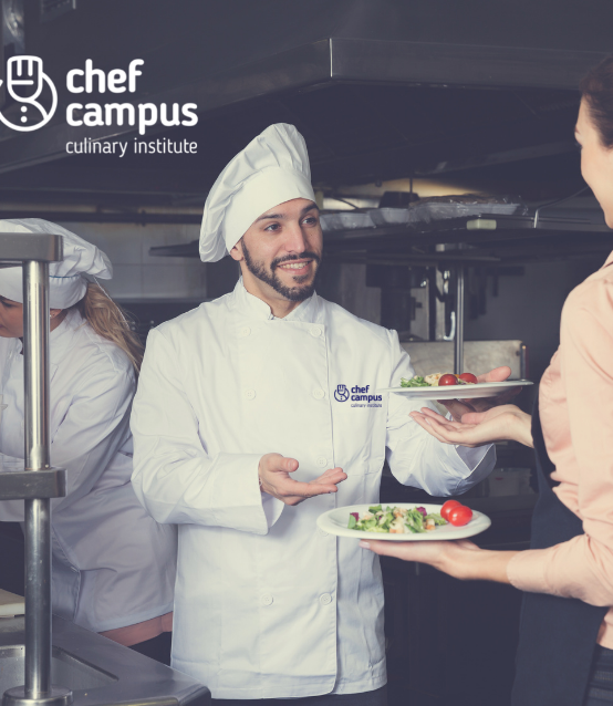 Jefe de Cocina y Técnicas Avanzadas