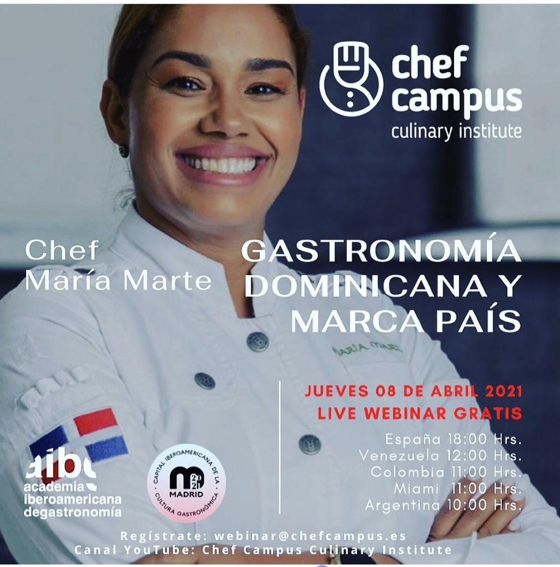 República Dominicana: Gastronomía y Marca País