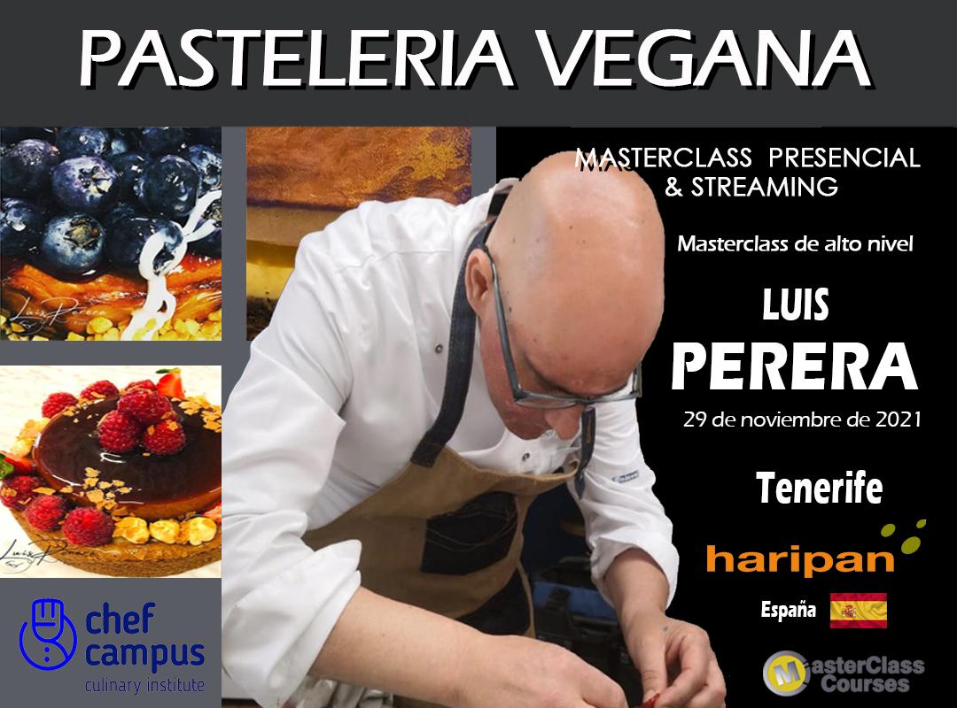 Cartel_LUIS PERERA 2021 ES Chef Campus