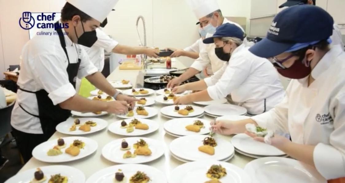 El Concurso Cocina Creativa: un recorrido gastronómico por la geografía de Venezuela